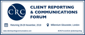 Client Reporting & Communications Forum
