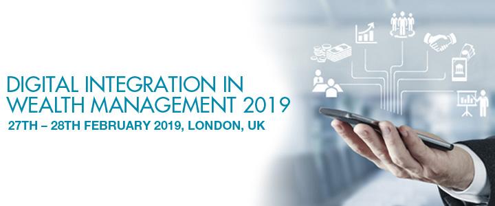Digital Integration Wealth Management 2019