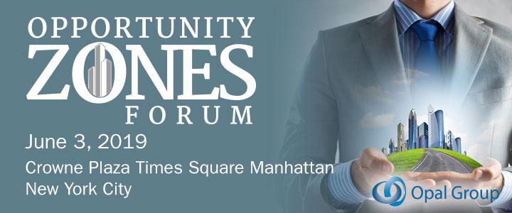 Opportunity Zones Forum