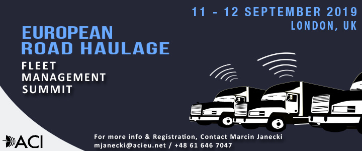 European Road Haulage Fleet Management Summit