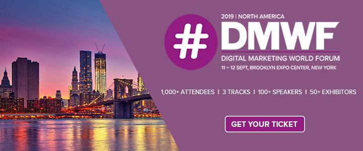 #DMWF North America