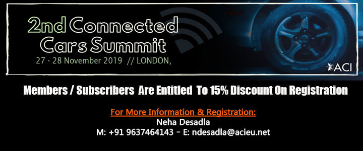 Connected Cars Summit