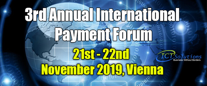 3rd Annual International Payment Forum