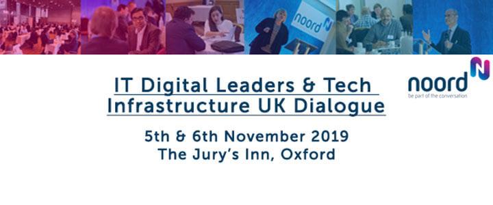 IT Digital Leaders & Tech Infrastructure UK Dialogue