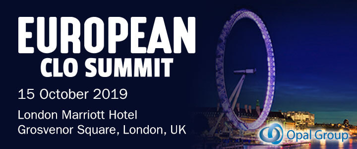 European CLO Summit 2019
