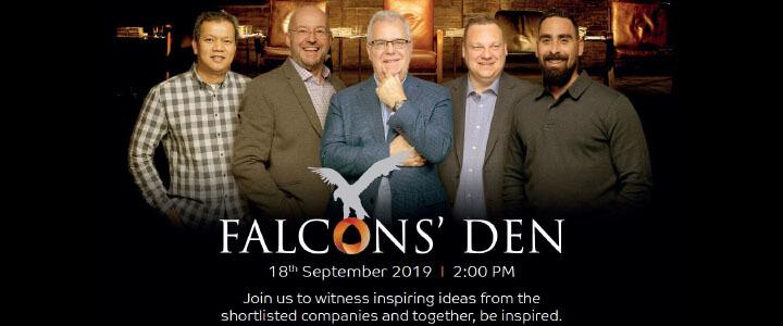 Falcons' Den
