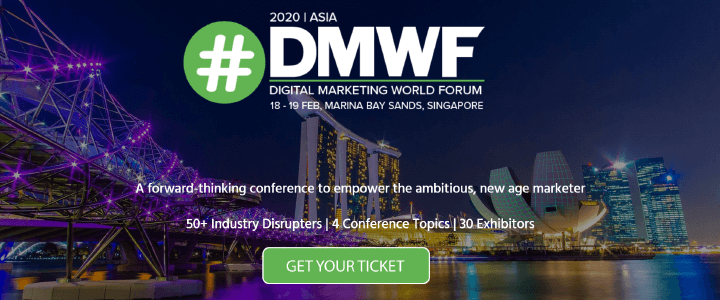 #DMWF Asia – Digital Marketing World Forum
