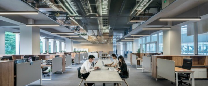 Energy Efficient Lighting for Companies